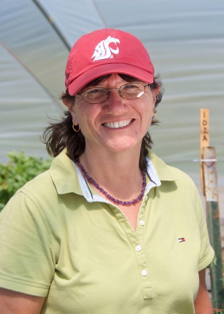 Carol Miles, Interim Director of WSU Mount Vernon NWREC