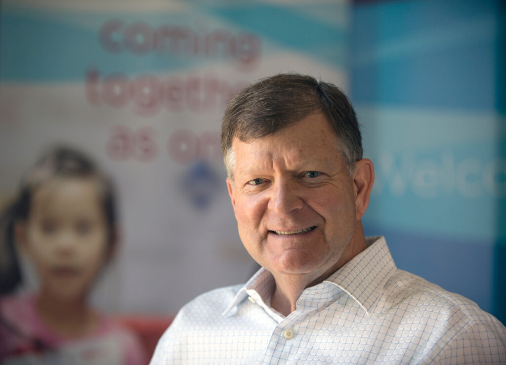 CEO and Chairman, Duane Knapp of BrandStrategy, Inc.