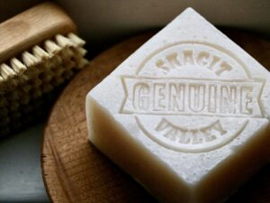 Handcrafted Tallow & Calendula Soap from the Skagit Valley,Washington