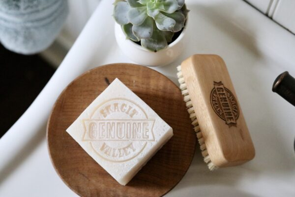 Handcrafted lard soaps made in the heart of the Skagit Valley, Washinton